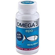 Epaplus Omega 3 Forte 84 Cápsulas ...