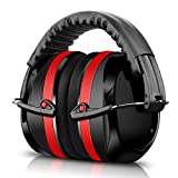 Casque Antibruit Adulte ECHTPower Protection Auditive Passif Enfant Défenseur...
