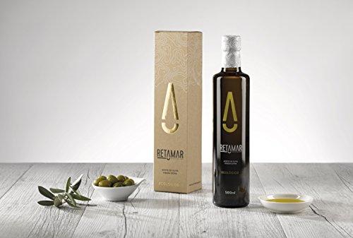 Retamar - Aceite de Oliva Virgen Extra Ecológico - Producción Limitada - 500 ml.