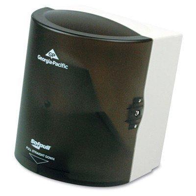 georgia-pacific-professional-sofpull-centerpull-hand-towel-dispenser-8-3-4-gep-28124-regular-capacit