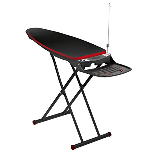 Bosch TDN 1700P Table à Repasser EditionRosso, Noir/Rouge
