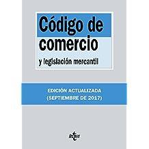 Código de Comercio (Derecho - Biblioteca De Textos Legales)