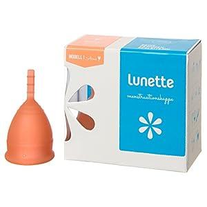 Lunette Menstruationstasse – Ganz ohne Fadenspiel