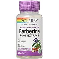 Berberine 30 cápsulas de Solaray