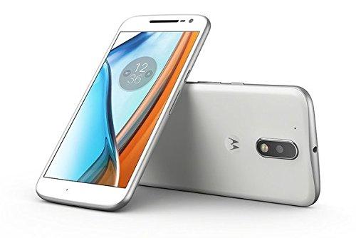 """Lenovo Moto G G4 4G 16GB White - Smartphones (14 cm (5.5""""), 16 GB, 13 MP, Android, 6.0.1, White)"""