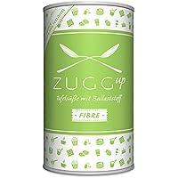 ZUGGup Fibre- Zuckerfreie Tafelsüße mit Ballaststoff. (Maisdextrin - Sucralose Kombination) jetzt zum AKTIONSPREIS, 1er Pack (1 x 200 g)