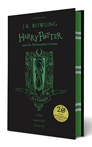 Image of Harry Potter and the Philosopher's Stone - Slytherin Edition