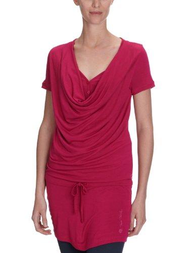Tom Tailor - Maglietta, donna Rosa (Pink (5328))