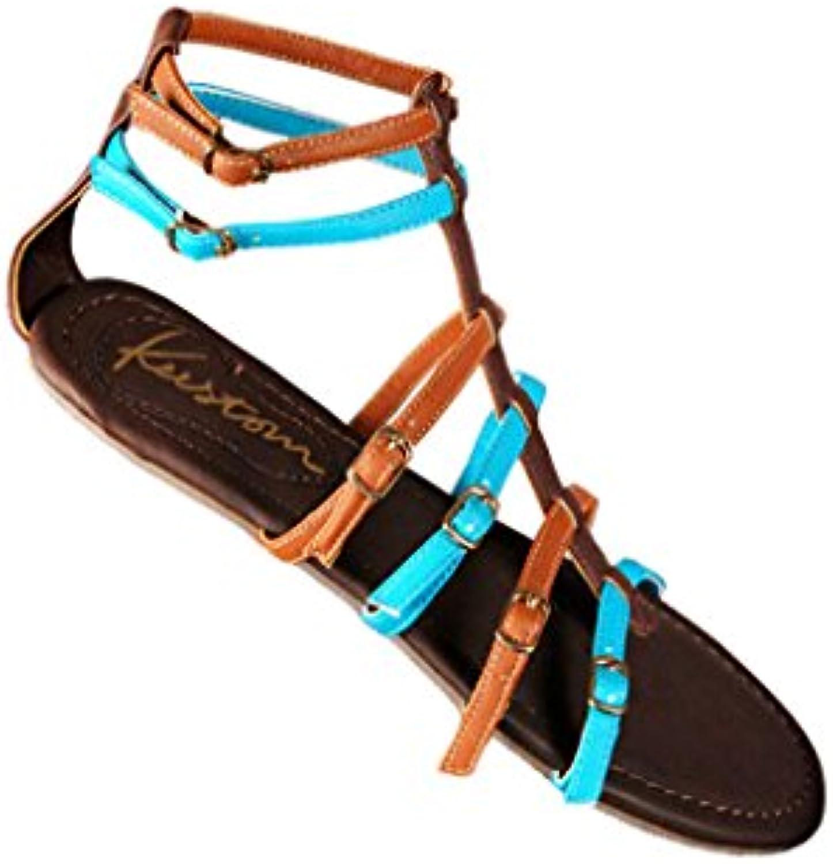 hommes / femmes kustom ingrid gipsy r & - ouml sandalen prix coût moyen; - & valeur 0df47f