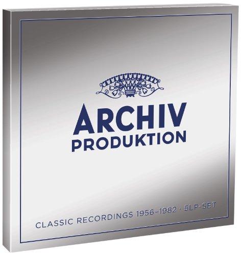 Preisvergleich Produktbild Archiv Produktion 1956-1982 (Limited Edition) [Vinyl LP]