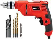 IBELL ED06-91 High Speed 10MM, 400W, 2800RPM Electric Drill with Bit Sets, Corded-electric