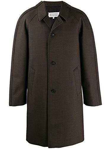 MAISON MARGIELA Luxury Fashion Uomo S30AA0129S52393001F Multicolor Cappotto | Autunno Inverno 19