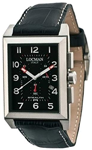 Watch Locman Mens 024200bknwh2psk