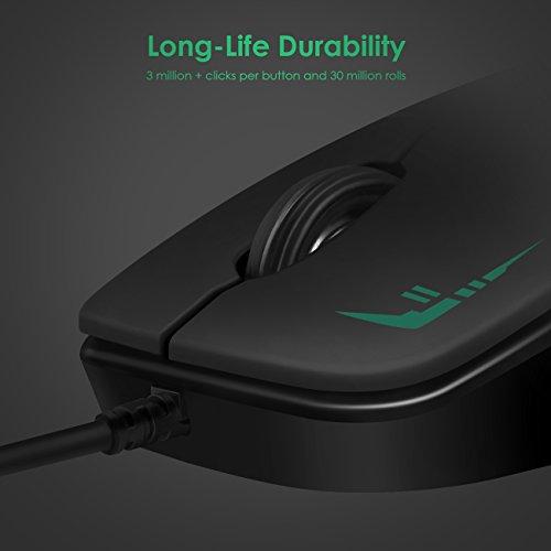 - Inateck  Maus USB 6957599319539