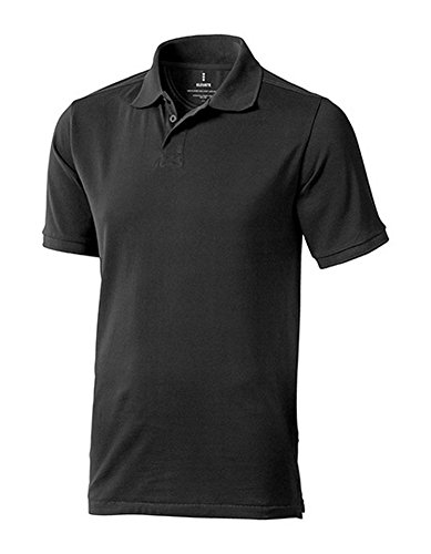 Calgary Polo Anthracite (Solid)