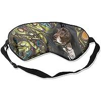 Eye Mask Eyeshade Dogs Graffiti Sleeping Mask Blindfold Eyepatch Adjustable Head Strap preisvergleich bei billige-tabletten.eu