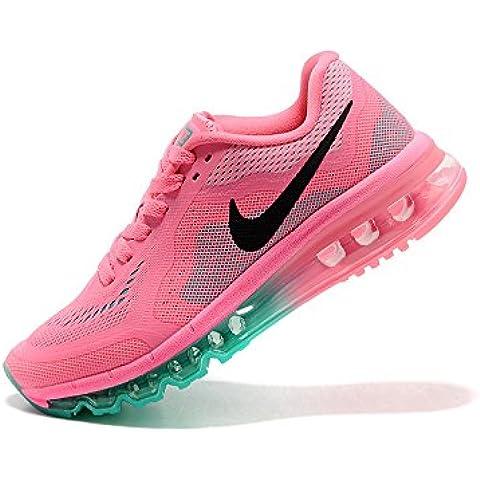 Nike Air Max 2014zapatillas de running mujer, calzado deportivo 1NIP4JDNLV1 Talla:(USA 7) (UK 4.5) (EU