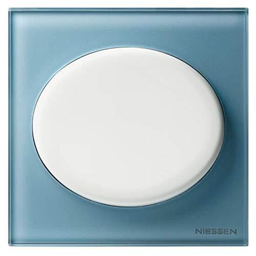 Niessen tacto - Tapa interruptor temporizado tacto antracita