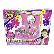 Totally Me! Music Box Deco Kit Totally Me