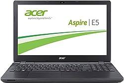 Acer Aspire E5-572G (Core i5 4210U / 4GB / 1TB / 2gb NVIDIA® GeForce® 940M Graphics / Linux / Full HD Display (UN.MV2SI.001) ),Black