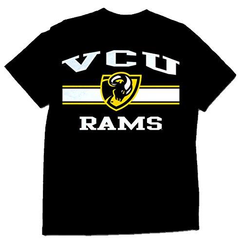 CI Sport NCAA Herren T-Shirt Stormster Short Sleeve, Herren, schwarz, Large -