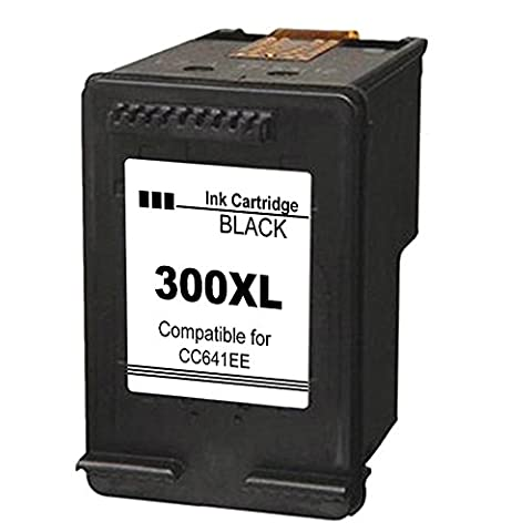 Compatible HP 300XL ( CC641EE / CC641 EE ) Cartouche