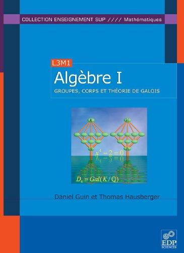 Algèbre - Tome 1 (Enseignement sup)