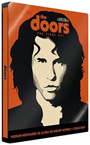 The Doors [4K Ultra HD + Blu-ray + Blu-ray bonus - Édition boîtier SteelBook]