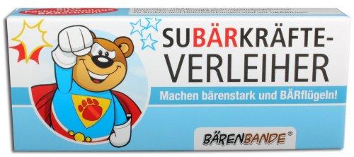 BärenBande Traubenzucker SuBÄRkräfte vom OBÄRarzt