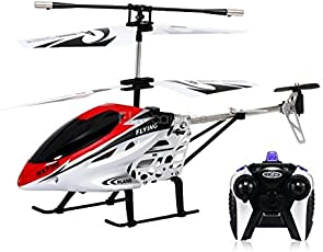 Gencliq Flying Remote Control Helicopter - Hx708 (Assorted)