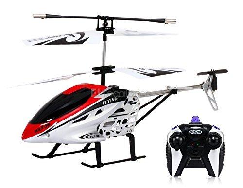 Gencliq-Flying-Remote-Control-Helicopter-Hx708-Assorted