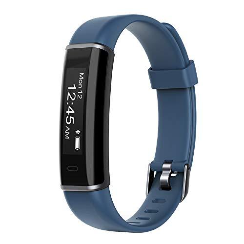 Willful Fitness Armband,Fitness Uhr Wasserdicht IP67 Fitness Tracker Smartwatch Aktivitätstracker Schrittzähler für Damen Herren Vibrationsalarm Anruf SMS Whatsapp Beachten für iPhone Android Handy