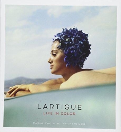 Lartigue: Life in Color por Martine D'Astier