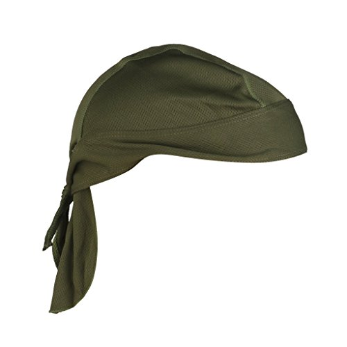 Ndier Pirat Schal Kostüm Männlichen Corsair Bandanas Sport Cap One Size (Baseball Kostüm Männlich)