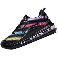 SINOES Mujer 91-219 Caña Baja Gimnasia Ligero Transpirable Casuales Sneakers de Exterior y Interior Zapatillas Deporte
