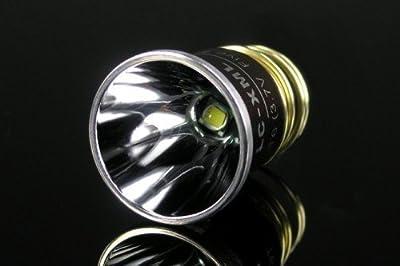 Solarforce XM-L LED Modul 1 Stufen 500 Lumen für 18650er Betrieb (max. 4,2 Volt) von Solarforce - Outdoor Shop