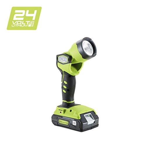 Greenworks Lampe de travail sans fil 24V Lithium-ion (sans...