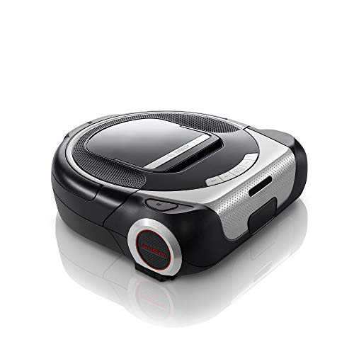 Bosch BCR1ACP2 Roxxter Saugroboter, Laser Navigationssystem, APP-Steuerung mit Home Connect/Amazon...