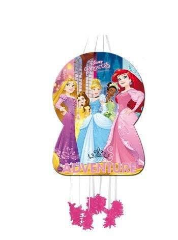 Verbetena, 014000906, piñata silueta disney princesas adventure,
