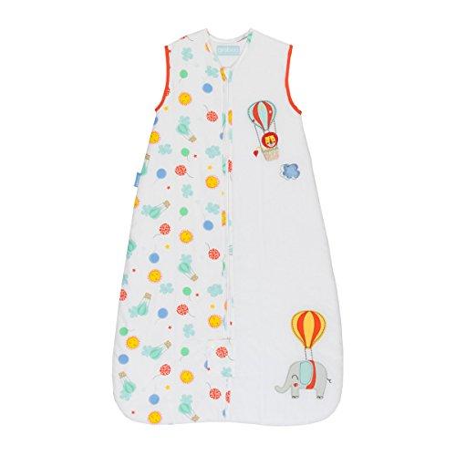 Gro Animales Voladores - Saco de dormir premium, para 6-18 meses, 86 cm, multicolor