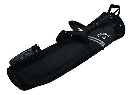 Callaway HL1doppelt BG CG Pencil-Bag Einheitsgröße schwarz -