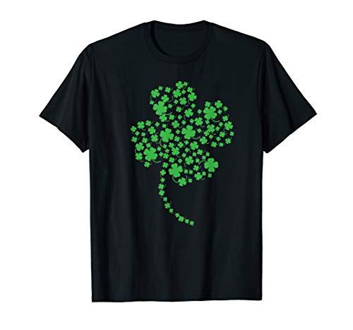 Grünes Kleeblatt Iren T Shirt Geschenk auf St. Patrick Day (Patrick Day S St Kleidung Kleinkinder Für)