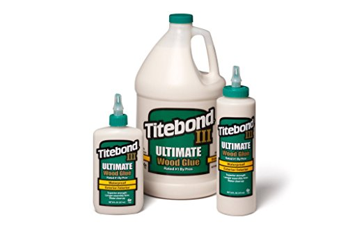 Titebond III Ultimate Wood Glue Group 4,51 L.