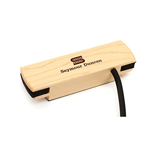 Seymour Duncan SA-3HC Woody - Pastilla para guitarra acústica