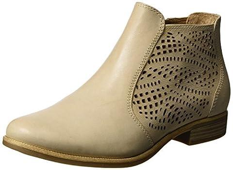 Tamaris Damen 25303 Chelsea Boots, Beige (Shell 425), 39 EU