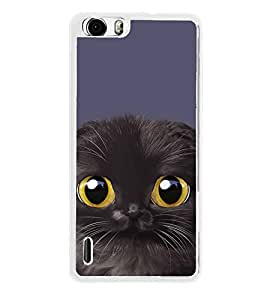 ifasho Designer Back Case Cover for Huawei Honor 6 (Design And Analysis Of Algorithms Girly Accesories)