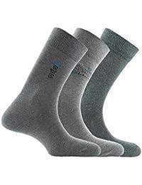 Kindy Pack 3 paires de mi-chaussettes en coton majoritaire
