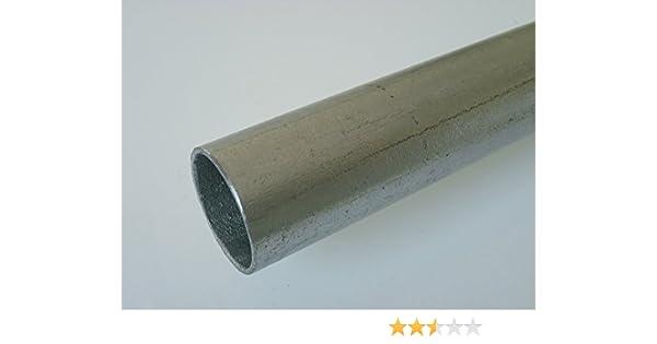 3//4 Stellschrauben B/&T Metall Rohrverbinder T-St/ück lang T104 /Ø 26,9 mm Temperguss thermisch vollbadverzinkt inkl
