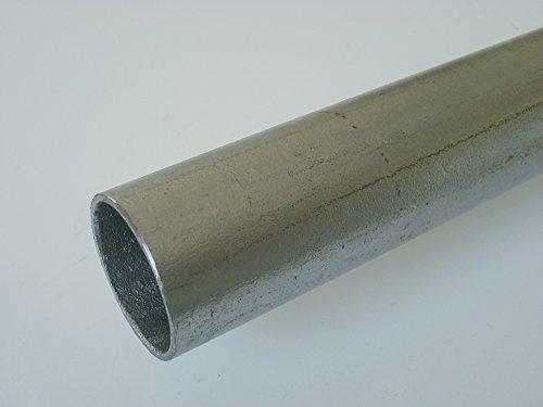 'B & T Acier Tube rond métal galvanisé Ø 48,3x 3,2mm d'occasion  Livré partout en Belgique