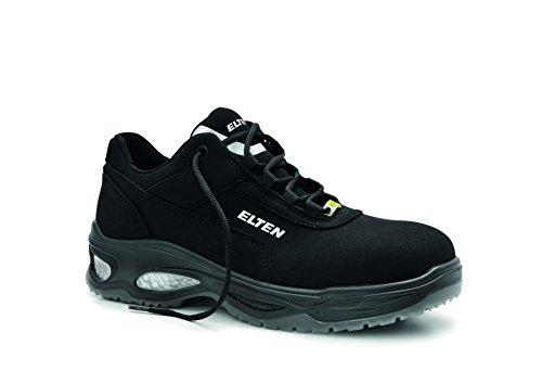 Elten 07294400Milow ESD S2Chaussures de sécurité homme chaussures de travail, Wellmaxx Cœur, Semelle en nergy Infinity Bleu - Bleu marine
